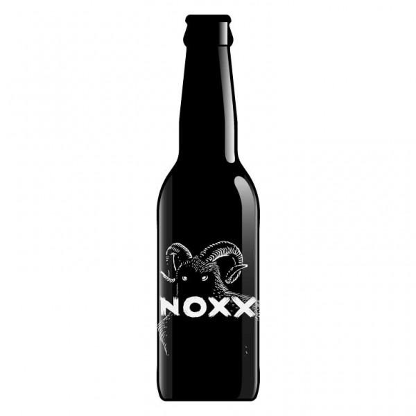 noxx WEIZEN DOPPELBOCK Bier by Brauerei Eisbock 330 ml / 9.5 % Schweiz