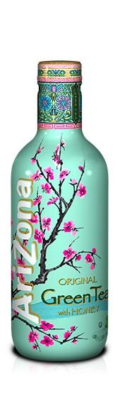 Arizona Iced Tea Peach Flavor 1 Liter PET