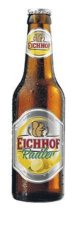 Eichhof RADLER Biermischgetränk 24 x 330 ml / 2 % Schweiz