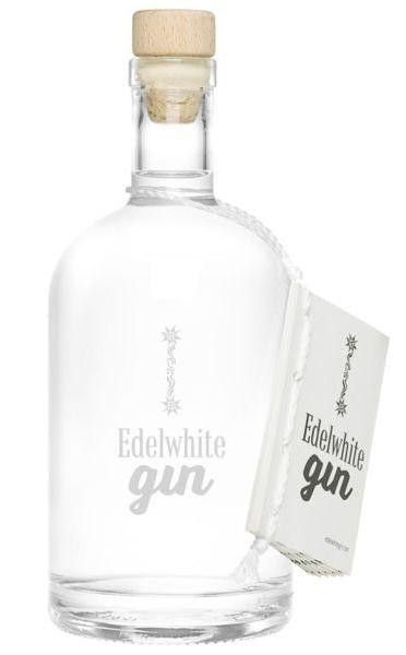 EDELWHITE Entlebucher Very Small Batch London Dry Gin 50 cl / 42 % Schweiz