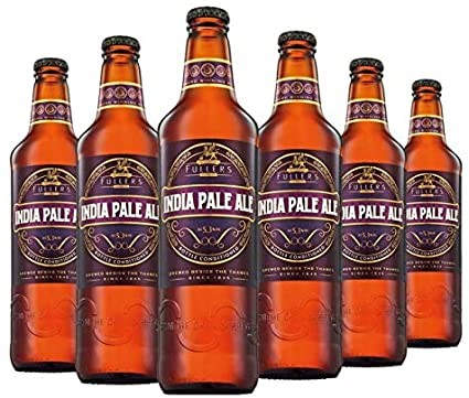 Fuller's INDIA PALE ALE Kiste 12 x 500 ml / 5 % UK