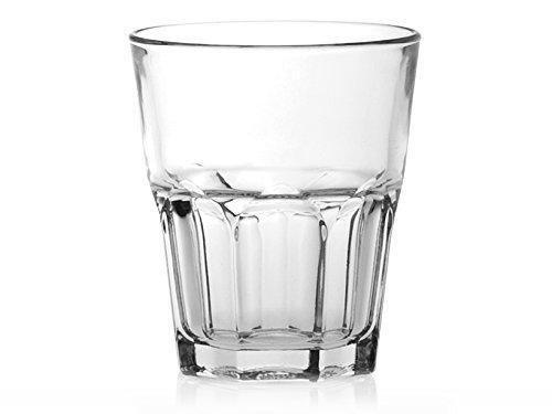 Arcoroc GRANITY - LIBBEY Glas Stapelbar 3 dl Inhalt plus Eichung 35 cl Frankreich