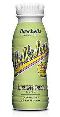 Barebells Protein MILCHSHAKE CREAMY PEAR 330 ml Schweden