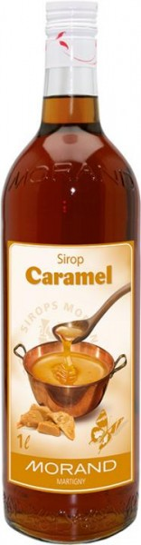 MORAND Sirop Caramel 100 cl Schweiz