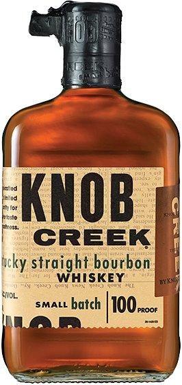 KNOB CREEK Kentucky Straight Bourbon Whiskey aged 9 Years 70 cl / 50 % USA