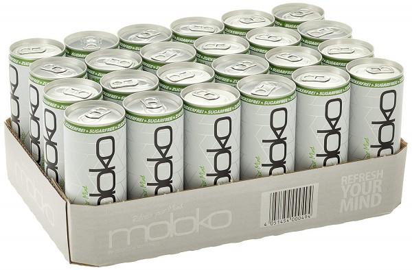 moloko Lemonade SUGARFREE Kiste 24 x 250 ml Deutschland