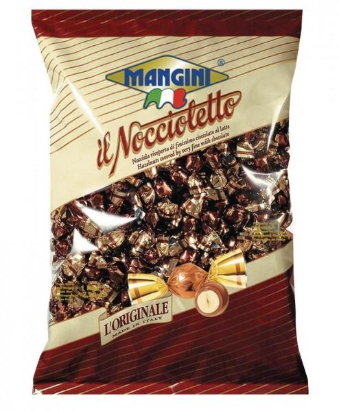 Mangini NOCCIOLETTO Originale Noccioletto Original 1 Kg Italien