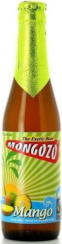 Mongozo Mango Bier 330 ml / 3.6 % Belgien