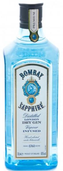 Bombay Sapphire Gin 70 cl / 40 % UK