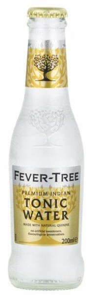 FEVER-TREE Premium Indian TONIC Water 200 ml UK