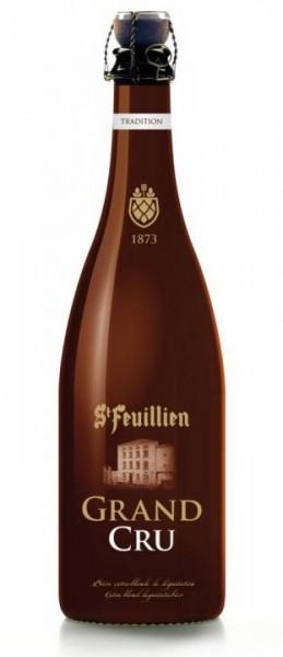 St Feuillien GRAND CRU Bier 75 cl / 9.5 % Belgien