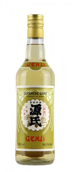 Sake GENJI Reiswein 70 cl / 18.5 % Japan