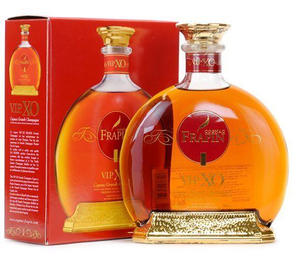Frapin Cognac VIP XO 70 cl / 40 % Frankreich