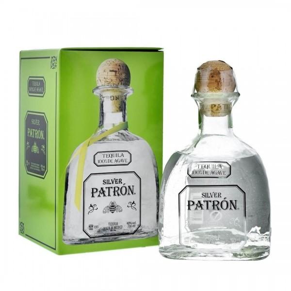 PATRóN Silver Tequila 75 cl / 40 % Mexiko