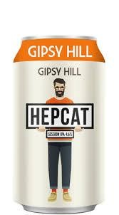 Gipsy Hill HEPCAT Session IPA Bier Dose 330 ml / 4.6 % UK