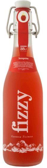 Gazosa FIZZY LAMPONE - Himbeere Glasflsche 20 x 350 ml Schweiz