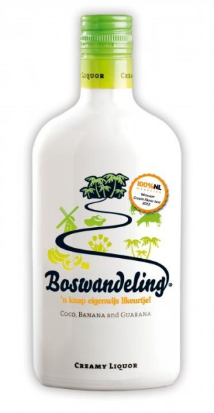 Boswandeling Coco & Banana Cream Shot 2 cl / 15 % Holland