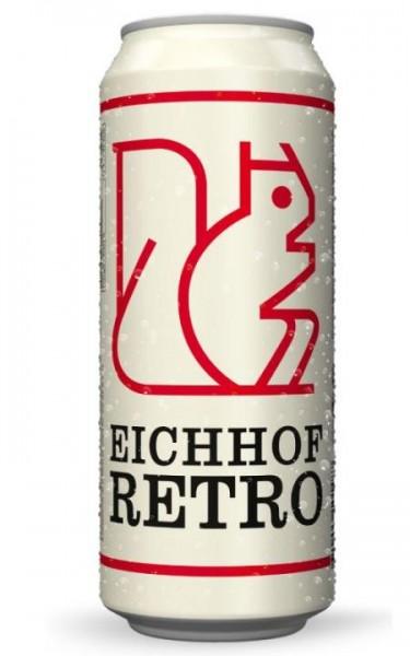 Eichhof RETRO Bier Dose 500 ml / 4.8 % Schweiz
