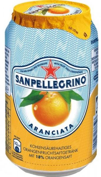 Sanpellegrino ARANCIATA 330 ml Italien