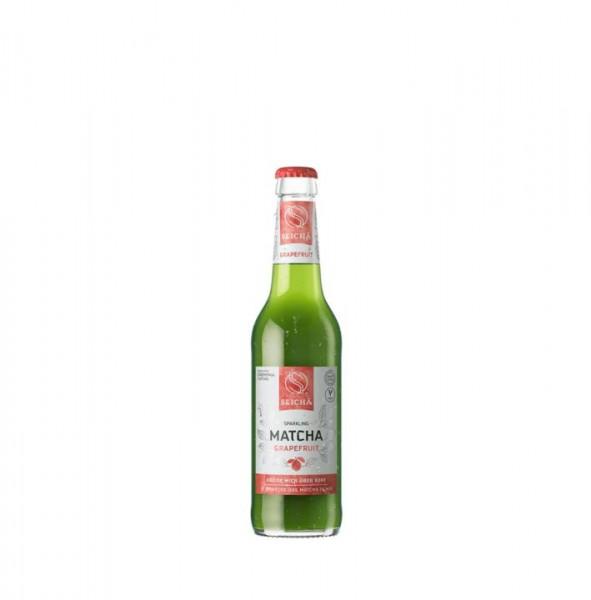 SEICHA Matcha Grapefruit 330 ml Deutschland