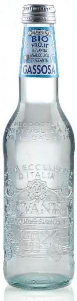 GALVANINA BIO Fru.it GASSOSA 12 x 355 ml Italien