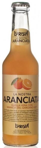 LURISIA Il Nostro ARANCIATA 275 ml Italien