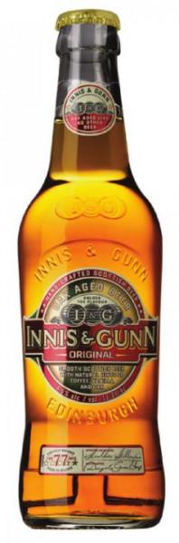INNIS & GUNN Original Oak Aged Beer 330 ml / 6.6 % Schottland