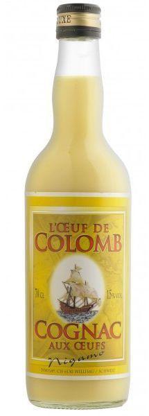 Colomb EIERLIKÖR Eiercognac - Eiercordial 1 Liter / 15 % Schweiz