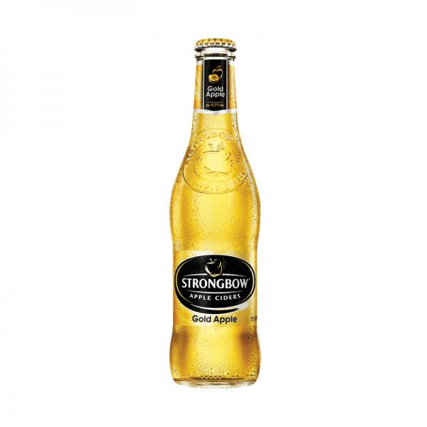 STRONGBOW Apple Cider GOLD APPLE 330 ml / 4.5 % Belgien