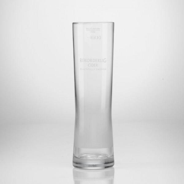 Rekorderlig Cider Original Rastal Glas 50 cl Inhalt