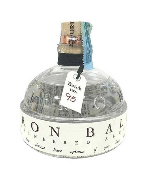 IRON BALLS Gin by Ashley Sutton 70 cl / 40 % Thailand