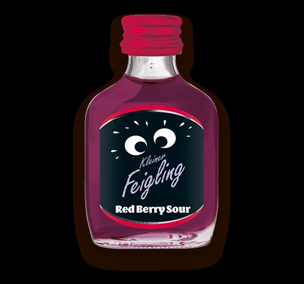 Kleiner FEIGLING RED BERRY SOUR 20 x 2 cl / 15 % Deutschland