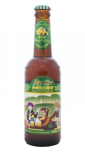Shangri - La TIBETIAN Pale Ale 330 ml / 5.4 % Tibet