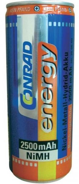 Conrad Energy Drink 250 ml Deutschland
