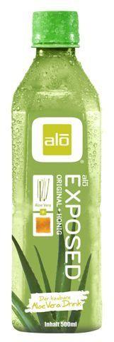 ALO EXPOSED (Aloe Vera & Honig) 50 cl Taiwan