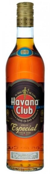 Havana Club ANEJO ESPECIAL 70 cl / 40 %