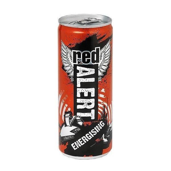 Red ALERT Energy Drink 250 ml UK