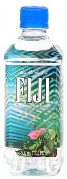 FIJI Natural Artesian Water 0.5 Liter Fiji
