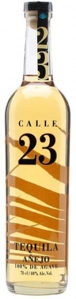 CALLE 23 Anejo Tequila 70 cl / 40 % Mexiko