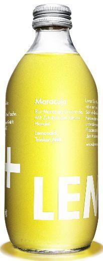 LemonAid Maracuja 20 x 330 cl Glas Deutschland