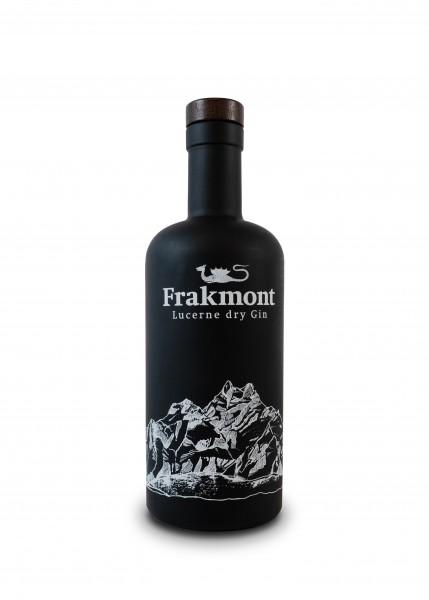 FRAKMONT Lucerne Dry Gin 70 cl / 40 % Schweiz