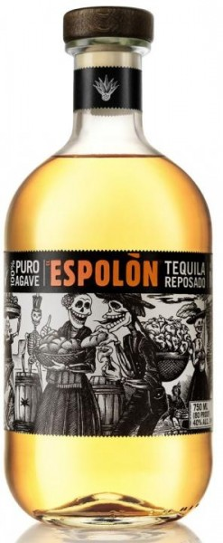 EL ESPOLON Tequila Reposado 70 cl / 40 % Mexiko