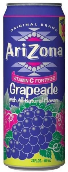 Arizona Grapeade 680 ml USA