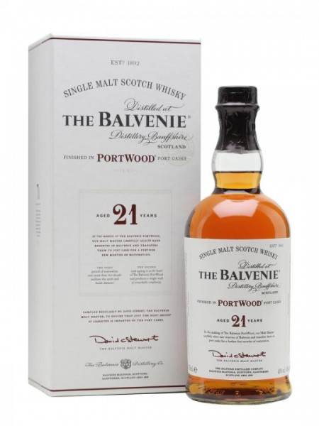 Balvenie Portwood 21 Years 70 cl / 40 % Schottland