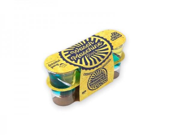 WASCHMASCHINE SHOT Lemon & Blue Caruso Set 3 x 30 ml / 17 % UK