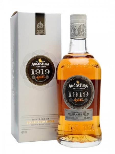 ANGOSTURA 1919 Premium Blend 8 Years Rum 70 cl / 40 % Karibik