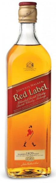 Johnnie Walker RED LABEL 70 cl / 40 % Schottland