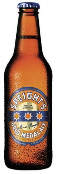 Speights Gold Medal Ale 330 ml / 4 % Neuseeland
