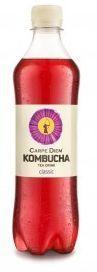 Carpe Diem Kombucha Classic 12 x 500 ml PET Austria