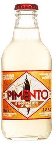 PIMENTO Ginger Beer 250 ml Frankreich